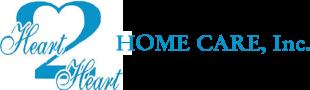 Heart 2 Heart Home Care, Inc. Logo